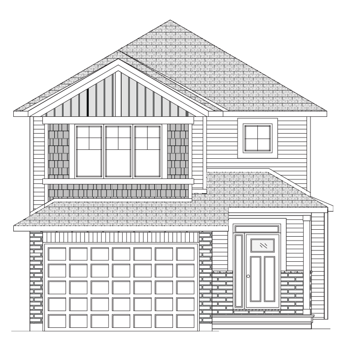 New Ottawa Single Family Home Quick Possession Custom Auden in Millers Crossing in Carleton Place, located at 30 Stanzel Drive Built By Cardel Homes