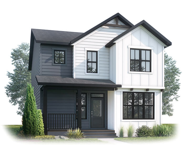 New home in <AE></AE>LOGAN in Alpine Park, 1,940 SQFT, 3 Bedroom, 2.5 Bath, Starting at  - Cardel Homes Calgary