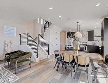 The Avani - 2,304 sq ft - 4 bedrooms - 3.5 Bathrooms -   - Cardel Homes Denver